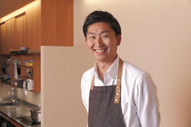 「京丹後の生産者を大切にしていきたいです」と話す北嶋さん。